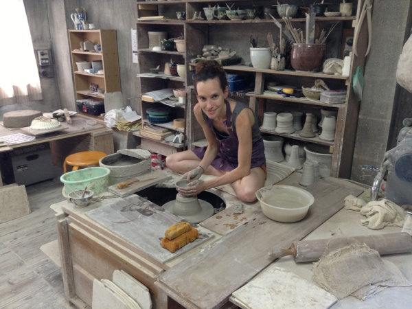 Testimonial #19 – 30-day pottery making in Seto
