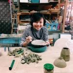Testimonial #27 - 22-day pottery making in Tajimi