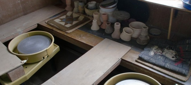 30-day Pottery Making in Tajimi – Porcelain specialty
