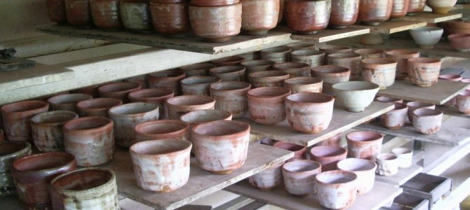 30-day Pottery Making in Tajimi – Shino specialty